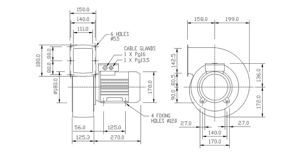 Vbm9 60 Hz Aci Inc